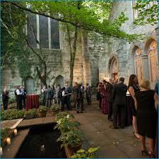 ls and hors d oeuvres in the garden are perfect for making mingling happen after your