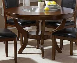 Round Dining Table For 6 With Leaf Dining Tables 48 Inch Round Dining Table Round Dining Table With