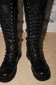 shiny shiny shiny boots of leather