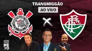Corinthians x Fluminense | AO VIVO | Campeonato Brasileiro 2020 | Rádio  Craque Neto - YouTube