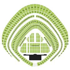 Scientific Tokyo Dome Concert Seating Chart 2019