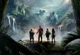 джуманджи зов джунглей 3d blu ray