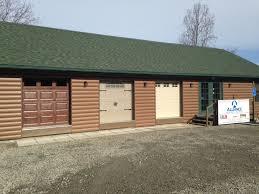 alliance garage doors openers and showroom