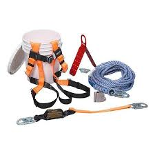 Miller Readyroofer Fall Protection Kit Brfk25 Z7 25ft