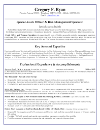 credit manager resume template credit manager resume