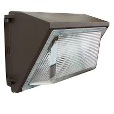 Outdoor Wall Pack Led Lighting J H Led 50 Watt Bronze Outdoor Integrated Led Industrial