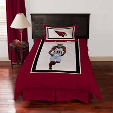 biggshots nfl comforter set larry fitzgerald
