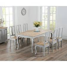 miller dining set with 8 chairs
