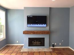 reclaimed wood mantle nj new remodeled fireplace with floating and tile o