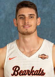 Albert Almanza - 2018-19 - Men's Basketball - Sam Houston State ...
