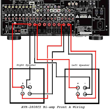 camaro bose stereo wiring diagram wirdig bi amp speaker wiring on miata bose amp wiring diagram