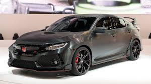 2017 #Honda #Civic Type R #Concept 340 HP - YouTube