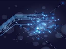 Technology Powerpoint Technology Design Powerpoint Templates Black Blue Technologies