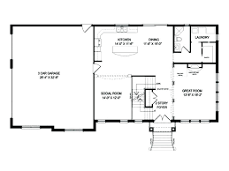 1 1 2 story house plans house plans 1 story single story floor plans beautiful enchanting 1 1 2