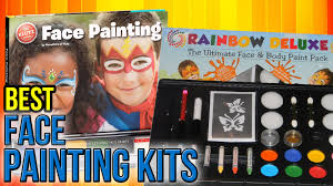 8 best face painting kits 2017