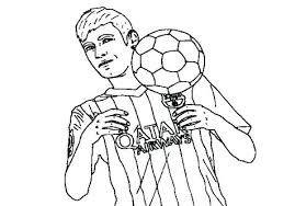 Soccer Coloring Pages 976 Skillful R Colouring Pages Coloring To