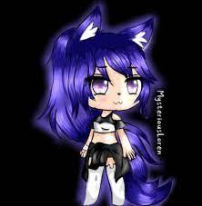 Gacha Life Cute Girl Wolf Wallpapers ...