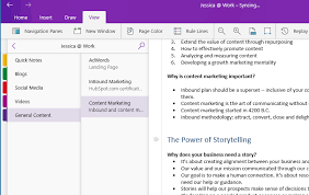 Onenote 2010 Project Management Templates How To Use Microsoft Onenote For Project Management