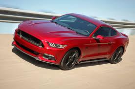 ford mustang 2016 black.  Black 2016 Ford Mustang GT Black Package Front Three Quarter In 1