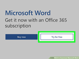 5 Ways To Download Microsoft Word Wikihow
