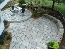 patio stones design ideas. Patterns Patio Stones Paving Gorgeous Large Stone Flagstone Floor Design Ideas O