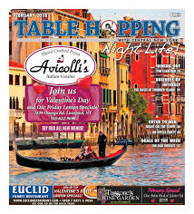 Table Hopping February 2018 By Table Hopping Issuu