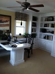 dual office desk. Home Office Dual Desk Setup