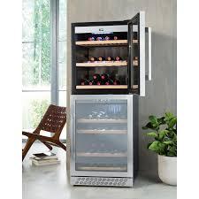 Caso Winechef Pro 126 2d Weinkühlschrank Smart Per App