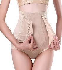 Bafully Hi-<b>Waist Trainer Butt Lifter</b> Tummy Control Panty Body ...