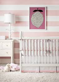 Serena and Lily wallpaper and bedding for Fall 2013 love the shell wall  stripe for a babies girls room