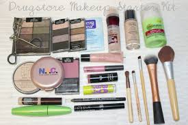 beginner series starter makeup kit