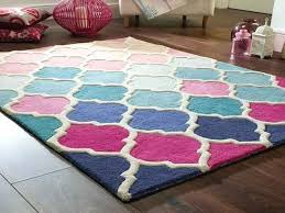 light pink round rug illusion rugs in pink and blue from the rug from light