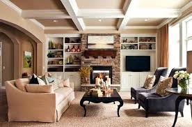 modern living room with brick fireplace. Elegant Color Ideas For Living Room With Brick Fireplace In Decorating Red Modern Rhc17