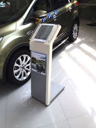 Car Showroom Display Stands