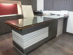 designer office tables. Designer Office Tables. Executive Desk With Tables E