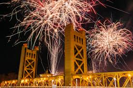 Old Sacramento Light Show Schedule New Years Eve Parties In Sacramento