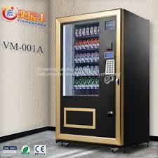 Vending Machine Drinks Suppliers Amazing YCFVM48A Automatic Drink Vending Machine Hot Food Vending