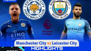 Manchester City vs Leicester city prediction gameplay Highlights - YouTube