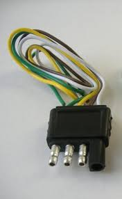cr4 th wiring harness conversion u s to european below is a picture of the us connector i had at the trailer
