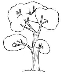 Small Picture Tree coloring pages with fruits ColoringStar