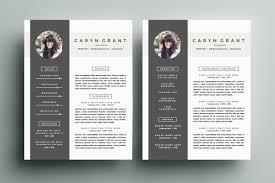 Resume Graphic Design Resume Free Creative Resume Templates