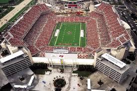 Raymond James Stadium Seating Chart Concert Raymond James Stadium Whats On In Tampa