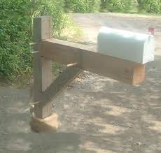double mailbox post plans. Wooden Mailbox Post Timber Framing For Beginners Workshop In Woodworking Talk Woodworkers Forum Wood Double . Plans