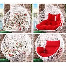 hanging chair cushion swing hanging chair cushion rattan basket wicker chair rattan relaxation swing chair hanging hanging chair cushion