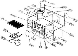 Index nonconvovenparts convection oven wiring diagram at ww w justdeskto allpapers