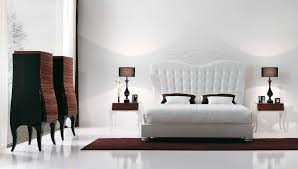 Luxury Bedroom With White Bed Modern Luxury Bedroom Design ...
