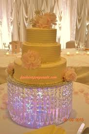 make a wedding cake stand 5000 simple cakes acrylic crystal chandelier