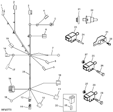 john deere la105 wiring harness john auto wiring diagram schematic wiring harness diagram for 6x4 gator wiring diagram schematics on john deere la105 wiring harness