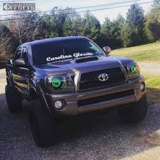 2011 Toyota Tacoma Xd Heist Old Man Emu Suspension Lift 3in
