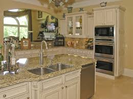 Glazed White Kitchen Cabinets Custom White Kitchen Cabinets With Modern Contemporary Kitchen